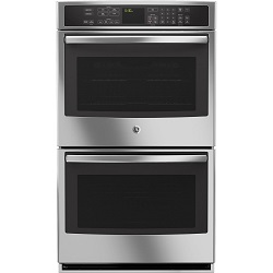 "GE PT9550SFSS Profile 30"" Stainless Steel Electric Double Wall Oven, Convection"