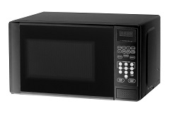 Haier MWM0701TB Small Compact Microwave Oven